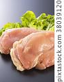 닭고기, 고기, 육 38039120