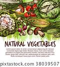 vegetable food mushroom 38039507