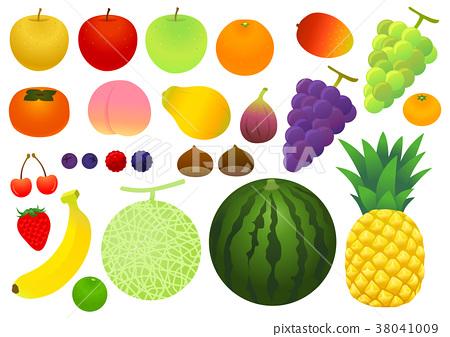 水果 一套 梨 38041009