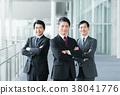 นักธุรกิจระดับกลาง 38041776