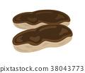 松饼 甜食 糖果店 38043773