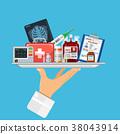 Medical Services Concept 38043914