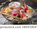Image of sashimi 38045804