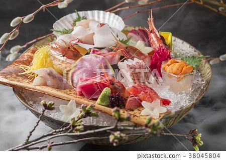生魚片的形象 38045804