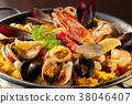 肉菜飯 西餐 西班牙烹飪 38046407