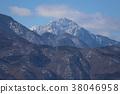 산, 겨울, 설산 38046958