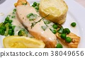 음식, 스테이크, 생선요리 38049656