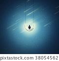 swing moon 38054562