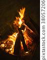 불, 열기, 모닥불 38057206