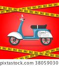 scooter, bike, vehicle 38059030