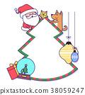 插图 圣诞节 圣诞 38059247