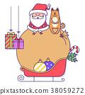 插图 圣诞节 圣诞 38059272