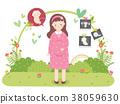 Family Planning Vector Illustration 38059630