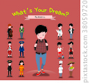 What's your dream 38059720