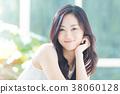 뷰티 젊은 여자 38060128