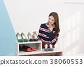 亚洲 亚洲人 鞋子 38060553