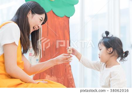 幼兒園托兒所 38062016