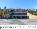 ยิม,สถานที่สาธารณะ,ท้องฟ้าเป็นสีฟ้า 38062144