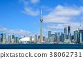 Downtown Toronto skyline 38062731