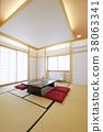 일본 건축, 일본 건물, 일본식 방 38063341
