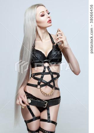 Female bondage accessory. 38066456