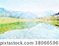 Kamikochi Taisho Pond 38066596