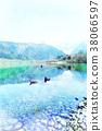 Kamikochi Taisho Pond 38066597