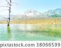 Kamikochi Taisho Pond 38066599