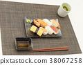 sushi, eating, meal 38067258