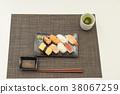 sushi, eating, meal 38067259