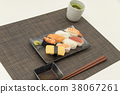 sushi, eating, meal 38067261