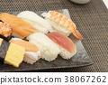 sushi, eating, meal 38067262