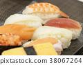 ซูชิ,กิน,มื้ออาหาร 38067264