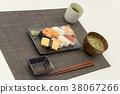 ซูชิ,กิน,มื้ออาหาร 38067266