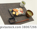 sushi, eating, meal 38067266