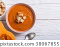 soup pumpkin cream 38067855
