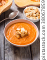 soup pumpkin cream 38067859