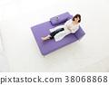 여성, 여자, 스마트폰 38068868