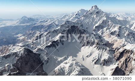 Mountain panorama 38071090