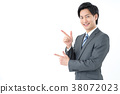 商务人士 商人 男性白领 38072023
