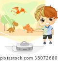 Kid Boy Story Telling Projector 38072680