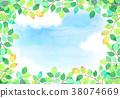 푸른 하늘, 파란 하늘, 푸른하늘 38074669
