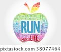 apple, cloud, run 38077464