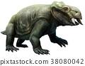 爬行动物 恐龙 三维 38080042