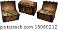 Treasure chests 38080212