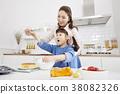 2 三十 家庭 38082326