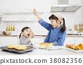 2 家庭 家人 38082356