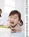 생활, 어린이, 웃음 38082596