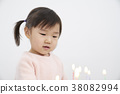 어린이, 여자, 한국인 38082994