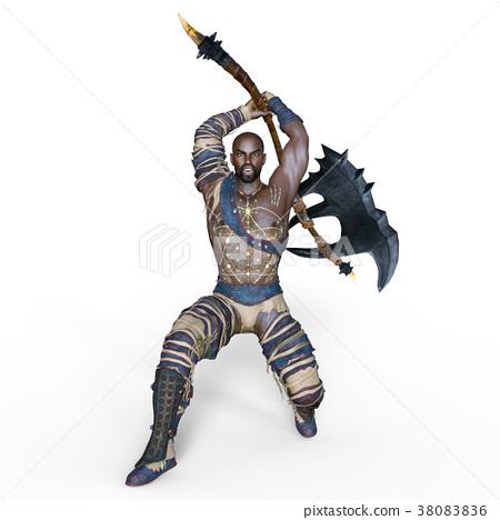 Warrior 38083836
